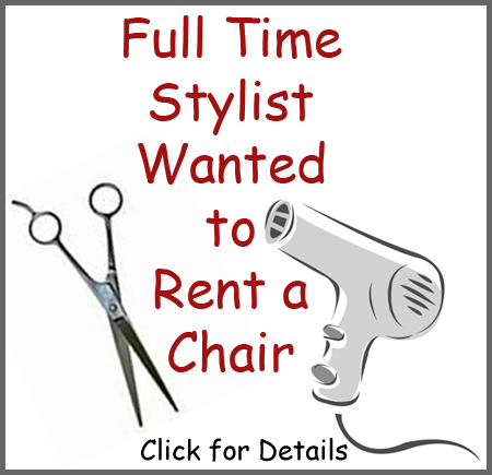 Full Time Stylist Wanted